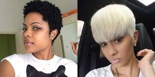 Black Girl Short Haircuts 2018
