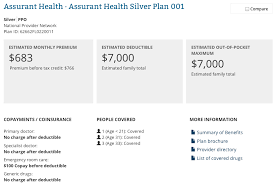 traditional health insurance quote