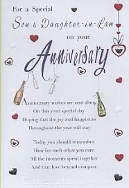 happy anniversary poems for daughter happy 1st wedding Handmade Wedding Cards For Daughter And Son In Law weddings, anniversary & engagement cards, family anniversary cards, son & daughter in law, for a special son & daughter in law on your anniv Anniversary Son and Daughter in Law