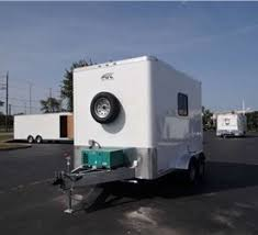 bathroom trailers. 7x12 Aluminum Framed Fiber Optic Splice Trailer - Plus Package Bathroom Trailers