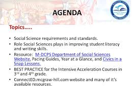 best practices in social sciences elementary topics social  2 topics