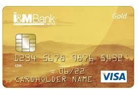 visa credit gold