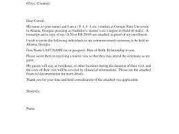 Awesome Sample Invitation Letter For Us Visit Visa Also Covering