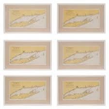 1889 Sea Chart Map Of Delaware Bay By George Eldridge Chart