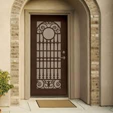 Unique Home Designs Security Door  Home Interior DecoratingUnique Home Designs Security Door