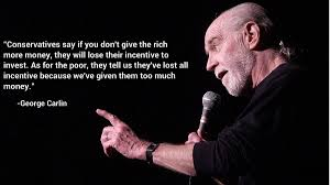 Conservatives Say George Carlin Live By Quotes