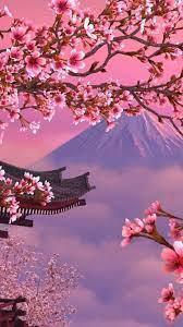 4k iPhone Sakura Wallpapers - Wallpaper ...