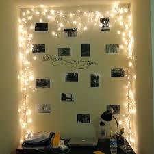 diy fairy light wall fairy lights