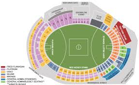 Rfk Concert Seating Chart 58 Valid Scg Seating Map