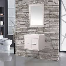 white floating vanity. Delighful Vanity Quickview Throughout White Floating Vanity
