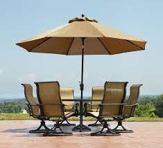 patio table umbrellas. Fine Patio Umbrella Patio Table Lowes Umbrellas Big Brown  Above Round Outdoor Dining In