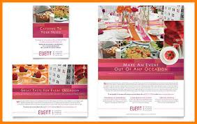 Sample Of Flyer 10 Event Planner Flyer Sample Business Opportunity Program