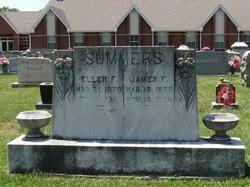 James Franklin Summers (1855-1926) - Find A Grave Memorial