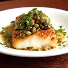 simple cod piccata a tasty and easy