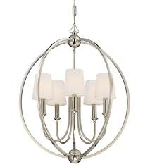 crystorama 2247 pn sylvan 5 light 23 inch polished nickel chandelier ceiling light in polished nickel pn white silk