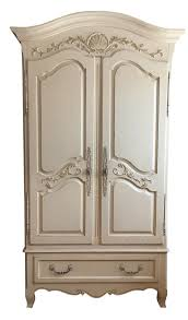 Ethan Allen Country French Armoire On Chairish.com