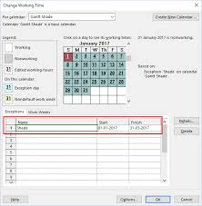 Gantt Chart By Day How To Highlight A Time Period In Gantt Chart In Microsoft