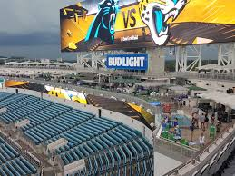 Tiaa Everbank Seating Chart Jacksonville Jaguars Seating Guide Tiaa Bank Field