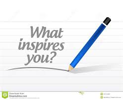 what inspires you message illustration stock illustration image what inspires you message illustration