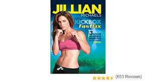 amazon jillian michaels kickbox fastfix jillian michaels andrea ambandos