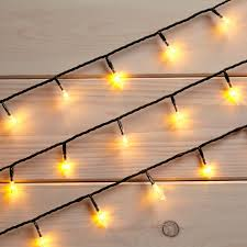100 White LED Fairy String Lights | Departments | DIY at B&Q.