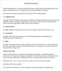 Medical Soap Note Template | Medical Progress Note Template Pdf ...