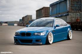 bmw m3 e46 stanced.  E46 Slammed Flush BMW M3 E46 1 To Bmw Stanced StanceNation