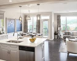 Kitchen For New Homes The Berkley Kitchen In Riviera Trico Homes Check Out The New