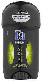 Купить Дезодорант-<b>антиперспирант</b> стик <b>Fa Men</b> Sport Power ...