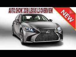 2018 lexus 450d. perfect 2018 2018 lexus ls overview detroit auto show for lexus 450d