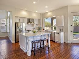 hardwood floors in kitchen. Brilliant Kitchen Traditional Kitchen With Exotic Tigerwood Hardwood Flooring Throughout Hardwood Floors In Kitchen H