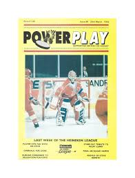 PowerPlay Magazine Issue 56 - 20th March 1993 ***Free Shipping*** - Old  Time Hockey UK