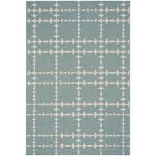 8 x 11 large spa green indoor outdoor rug finesse tower court