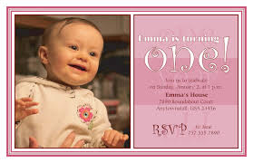 first birthday party invitations with graceful template birthday invitation cards invitation card design using a unique design 2 source