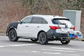 2018 acura dimensions. fine acura new 2018 acura mdx review intended acura dimensions
