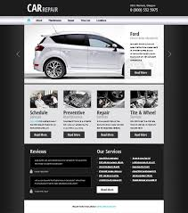 auto parts website template free website template car auto project webdesign http www