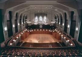Atlanta Symphony Hall Places I Love Concert Hall