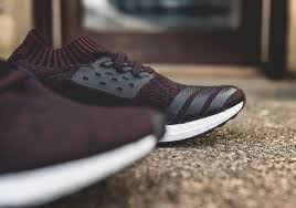 adidas ultra boost uncaged. adidas ultra boost uncaged available at jd sports $180. color: core black/dark burgundy/core black