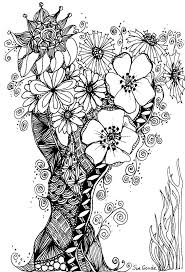 Small Picture 37 best Coloring PagesLine Drawings Trees images on Pinterest