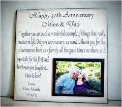 pas 25th anniversary gift gifts for wedding ideas marvelous mom