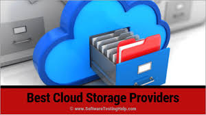 10 Best Cloud Storage Providers You Can Trust In 2020