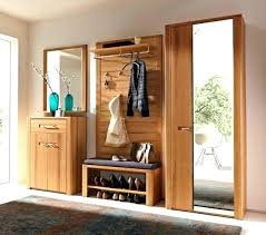 Coat Rack Bench With Mirror Storage Bench With Coat Rack Bench In Hallway Storage Benches And 82