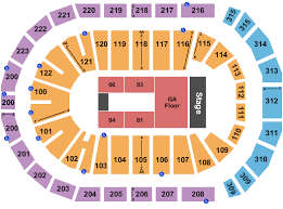 Gwinnett Center Seating Chart Seat Numbers Infinite Energy Arena Tickets With No Fees At Ticket Club