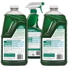 Simple Green All Purpose Cleaner Stain Remover For Clothing Fabric Carpet Cleans Floors Toilets Degreases Ovens Pans 32 Oz Spray And