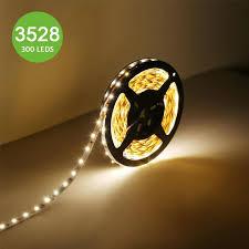 strip lighting ideas. 12v flexible led strip lights tape warm white 300 units 3528 leds lighting ideas