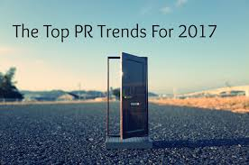 The Top PR Trends For 2017 - Crenshaw Communications