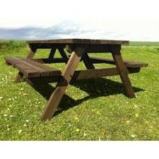 beer garden furniture. Contemporary Furniture 4ft Picnic Bench On Beer Garden Furniture D
