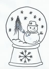 Fensterbilder Weihnachten Deko Hus