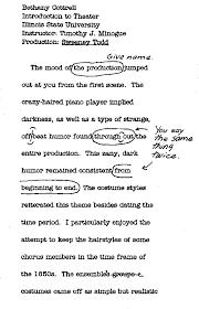 sample critique essay art critique essay sample