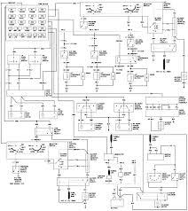 1988 chevy camaro wiring diagram